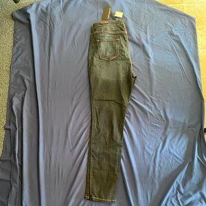 High rise fashion nova jeans